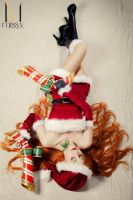 CandyCane Miss Fortune by RainbowMissy