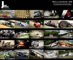 Wallpaper Pack 09 by 6th-gear