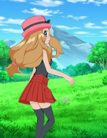 Serena ~ Pokemon XY by Lunariasu