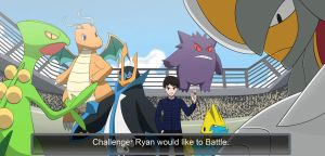 Commission: Challenger Ryan Would like to Battle by All0412