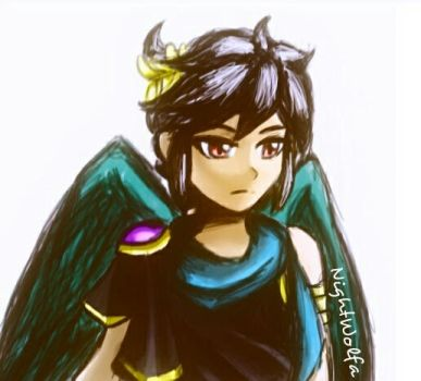 Dark Pit by NightWolfa