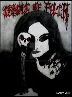 Dani Filth by Dandy-Jon
