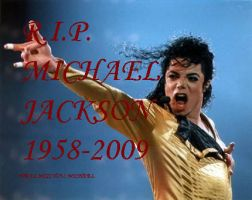 R.I.P. Michael Jackson by Mocking-Laughter