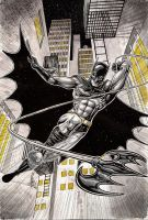 BATMAN JUMPING by Vinz-el-Tabanas