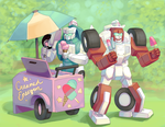 Ice Cream by Humblebot