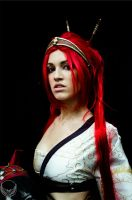 Heavenly sword by AbelTheKeeper