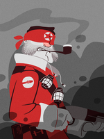 TF2: Soldier request by Durandana