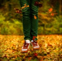 Jump into fall by blanklives