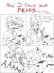 Dr Drick teaches you how 2 face your FEARS by ShadowChaser12