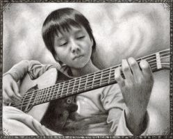 Sungha Jung by LavaLizard