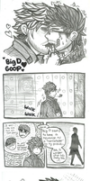 Doujinshi: GoopxBigD (Part 1) by azuneechan