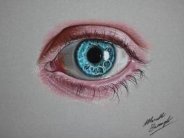 Realistic-Color-Drawings-by-Marcello-Barenghi- by eameirol21