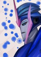 TFP Arcee by Lizscream