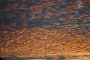 The Firmament Shows His Handiwork (Woven Clouds) by Colonel-Knight-Rider