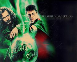 Harry + Sirius Wallpaper by writingimperfection