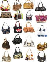 Fashion bags png icons by amirajuli