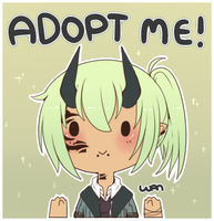Adopt Me: Demon Auction by WanNyan