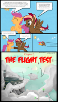 The Rainbow Factory, Comic Edition, Page 4 by MathewSwiftMLP