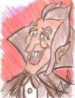 Count Chocula by AlanSchell