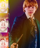 Ron Weasley Banner by anadoring