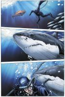 World's Deadliest Sharks by ShawnVanBriesen