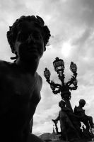 Shadow Statues by ChappyApple