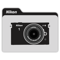 Nikon Yosemite Folder by janosch500