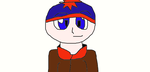 Stan Marsh south park by draceonkiller