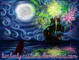 Part of That World by kimberly-castello