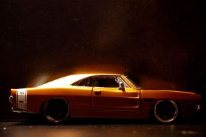 Dodge Charger by gorakpik
