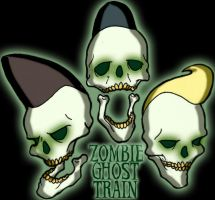 Zombie Ghost Train by HorrorRudey