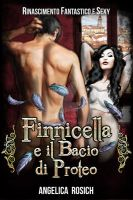 Book Cover design erotic comedy Finnicella 4 by AltroEvo