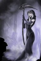Death Vigil: Bernie by DareShi