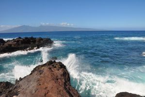 Hawaii Waves 8 by Spiteful-Pie-Stock