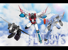 FLYBOYS_Transformers by SORA-weibird