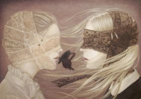 Dialog without conversation by MaoHamaguchi