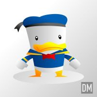 Donald Duck by DanielMead
