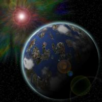 New Planet by Aenek-Lycaon
