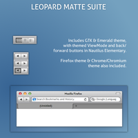 Leopard Matte-beta by spliceosome