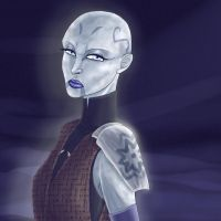 Ventress by SweetSnail
