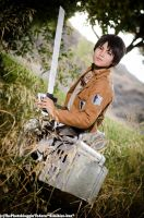 SnK/AoT - Eren Jaeger by xShadow-Lightx