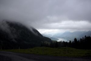 Swiss Alps by UniqueNudes