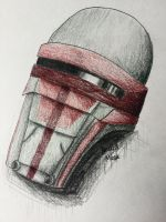 Revan's Mask by TheMs0kitty