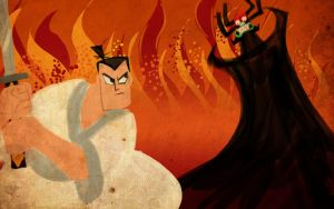 Samurai Jack Wallpaper by crimsondespot