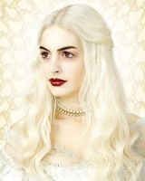 The White Queen by Aren-Elsa