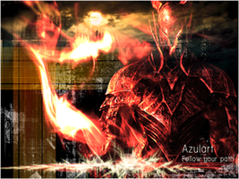 Dark souls signature by AzloRaimT
