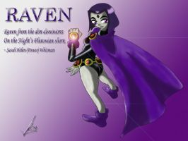 Raven on my side... by Valkyrie1981