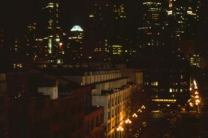 Seattle night by acollins973