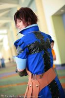 Backshot Richter Cosplay by Jackov