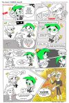 THE GREAT CHEESE COMIC by paradoxal